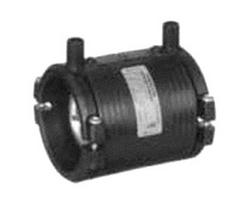 Муфта э. с. SDR 17 PE 100 PN 5 с клапаном «Газ–Стоп» «Elgef Plus»